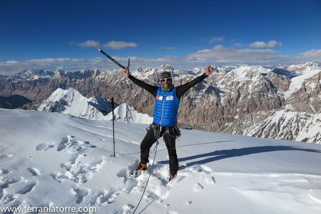 34-Al Gasherbrum La